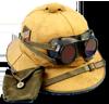 pith-helmet