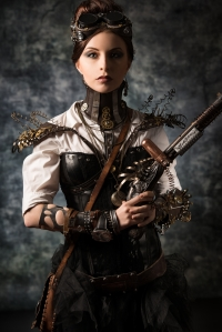 The default look of steampunk (and nothing wrong with it)
