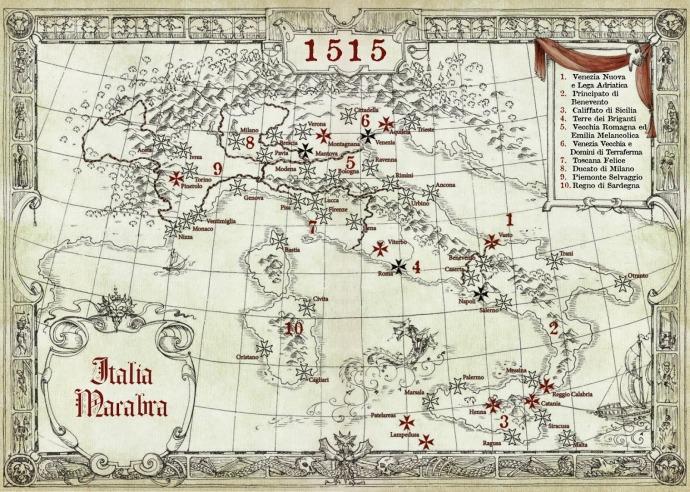 Italia+Macabra+(mappa)
